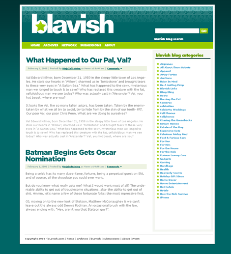 Blavish Blog