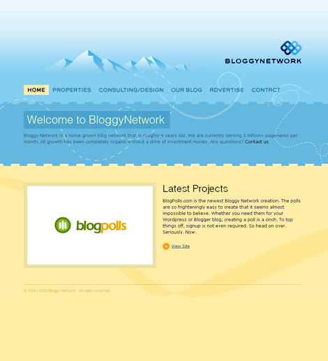 Bloggy Network