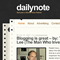 DailyNote Theme Released