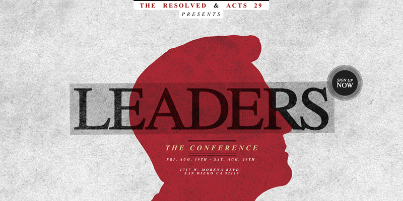 Leaders - The Conference