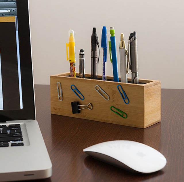 20 office supplies perfect for designers designdisease - Designer desk accessories and organizers ...