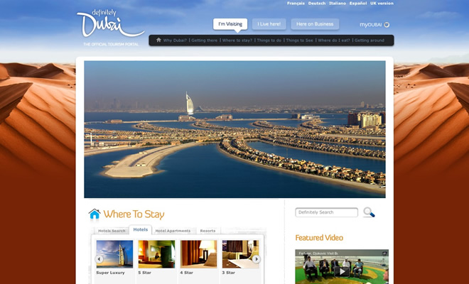 how to build a travel website